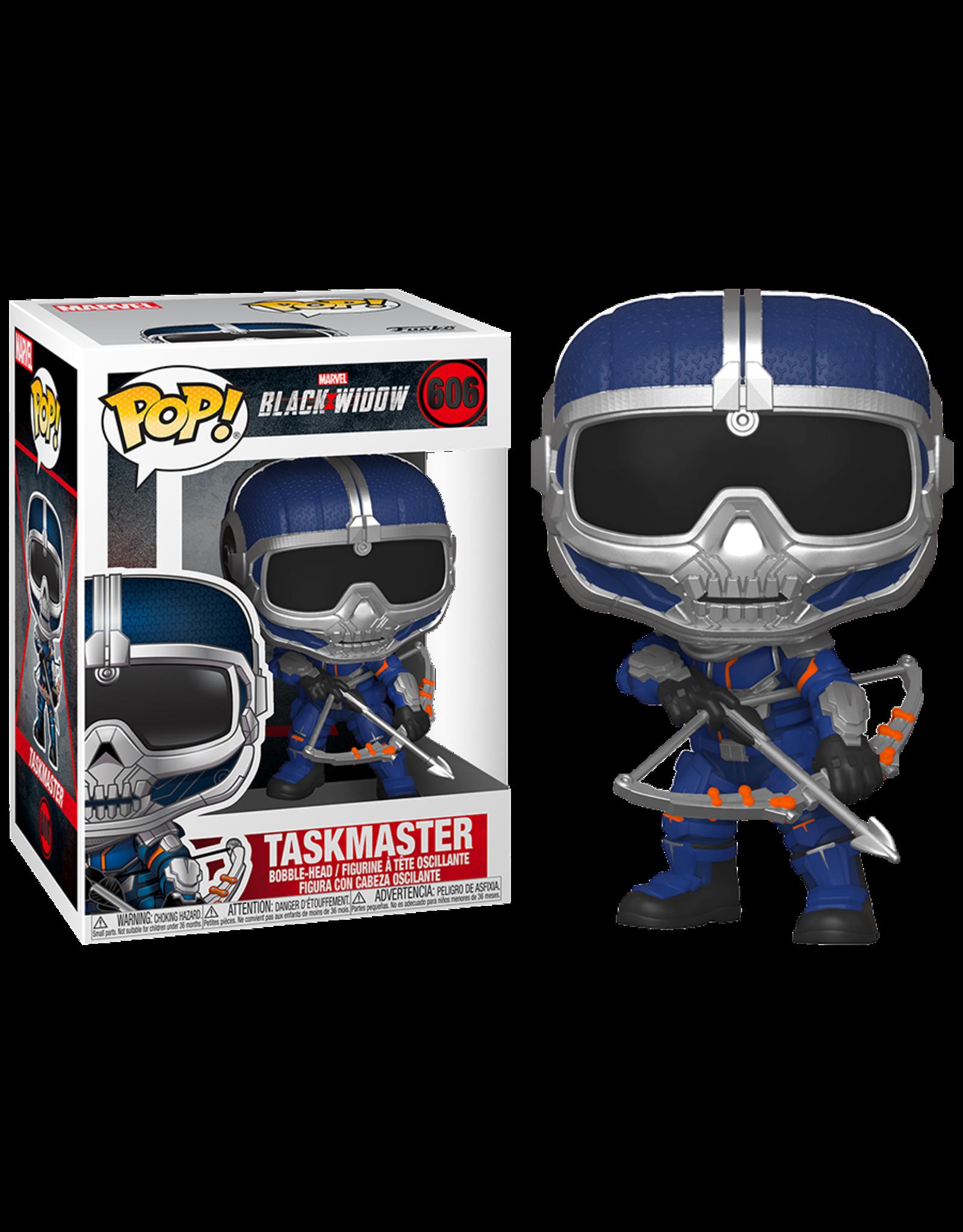 FUNKO! Marvel - Black Widow Taskmaster 9cm #606