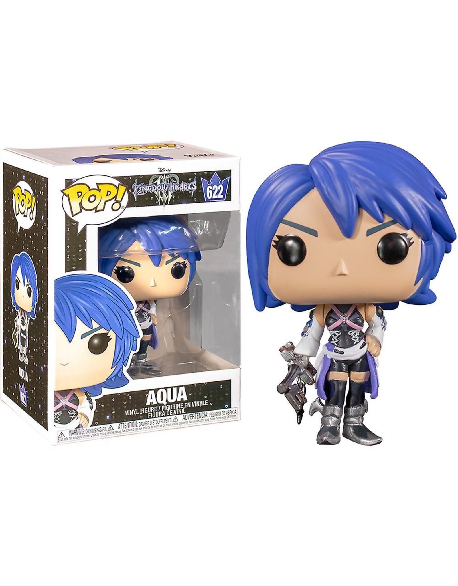 FUNKO! Disney - Kingdom Hearts 3 Aqua 9cm #622