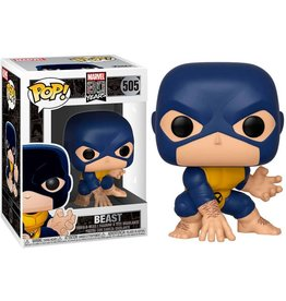 FUNKO! Marvel - 80th First Appearance Beast