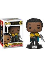 FUNKO! Star Wars - Lando Calrissian 9cm #313
