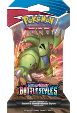 THE POKEMON COMPANY Sword & Shield: Battle Styles Sleeved Booster Pack