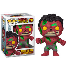 FUNKO! Marvel - Zombie Red Hulk