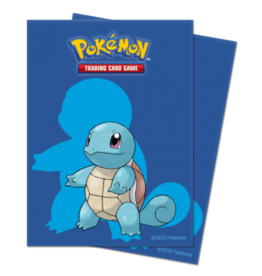 ULTRA PRO Card sleeves Pokemon - Squirtle (65 sleeves)