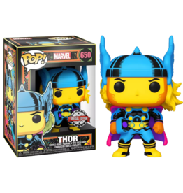 FUNKO! Marvel - Thor - Blacklight special edition