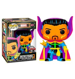 FUNKO! Marvel - Doctor Strange - Blacklight special edition