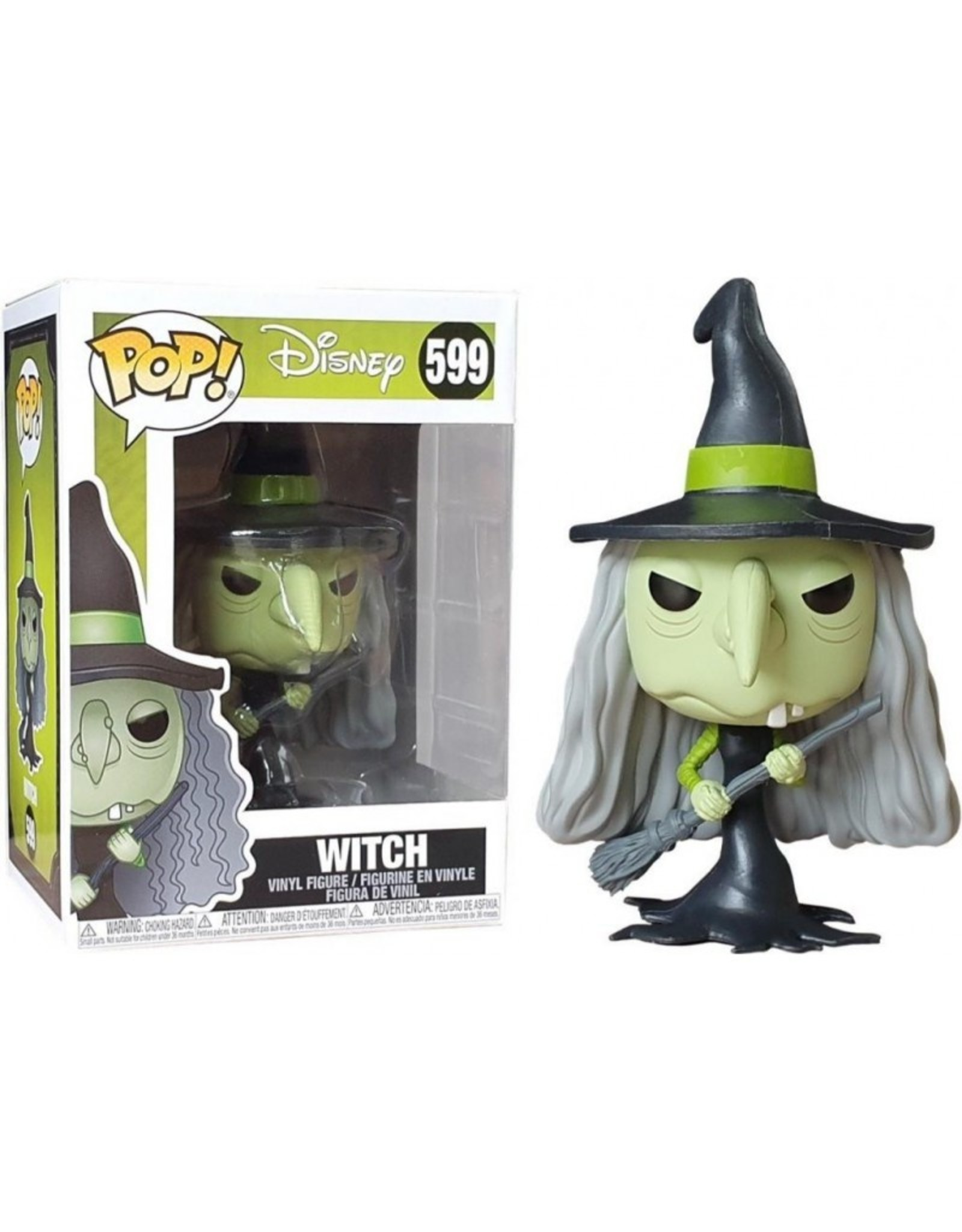 FUNKO! Disney - Nightmare Before Christmas - Witch