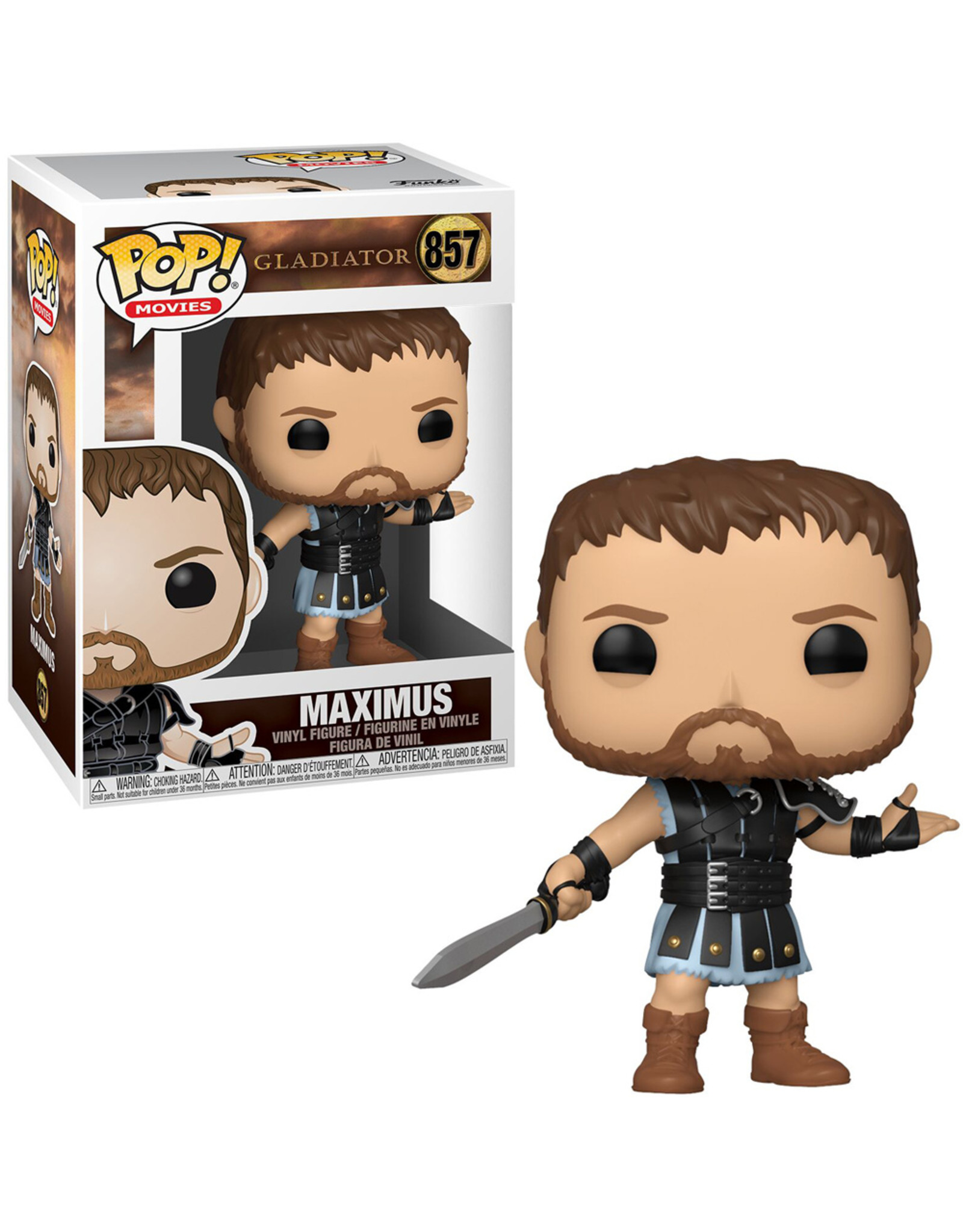 FUNKO! Movies - Gladiator - Maximus