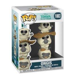 FUNKO! Disney - Raya and the last Dragon Ongis