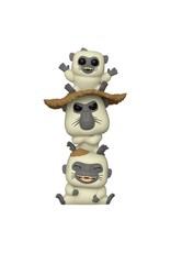 FUNKO! Disney - Raya and the last Dragon Ongis 9cm