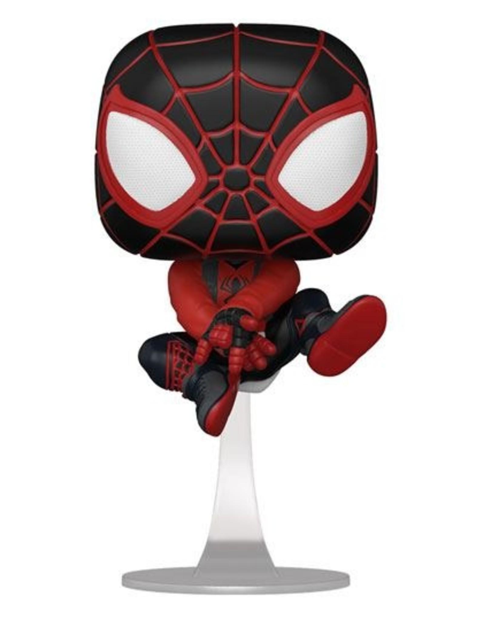 FUNKO! Marvel - Spider man Miles Morales Bodega Suit 9cm