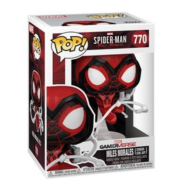 FUNKO! Marvel - Spider man Miles Morales Red Suit