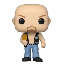 FUNKO! Wrestling - SC Steve Austin w/Belt *PREORDER*