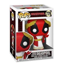 FUNKO! Marvel - Deadpool 30th Anniversary Roman Senator Deadpool