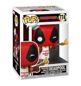 FUNKO! Marvel - Deadpool 30th Anniversary Backyard Griller Deadpool