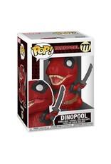 FUNKO! Marvel - Deadpool 30th Anniversary Dinopool 9cm #777
