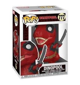FUNKO! Marvel - Deadpool 30th Anniversary Dinopool