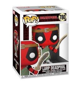 FUNKO! Marvel - Deadpool 30th Anniversary Nerd Deadpool