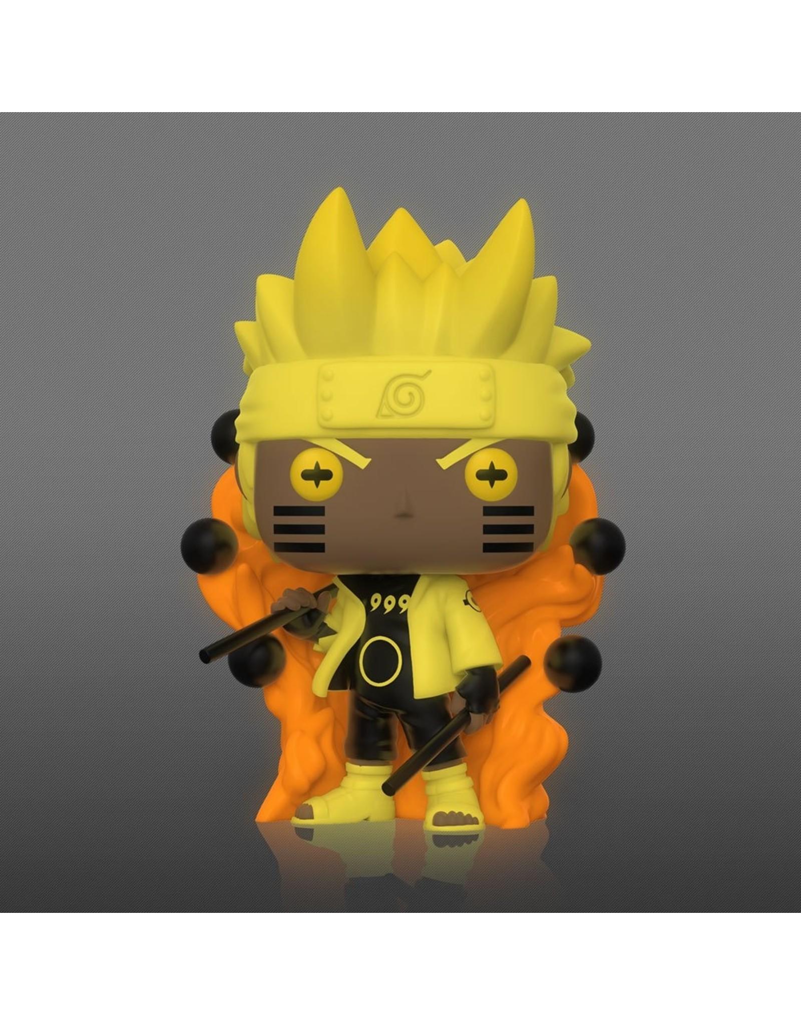 FUNKO! Animation - Naruto Six Path Sage (Glow) 9cm