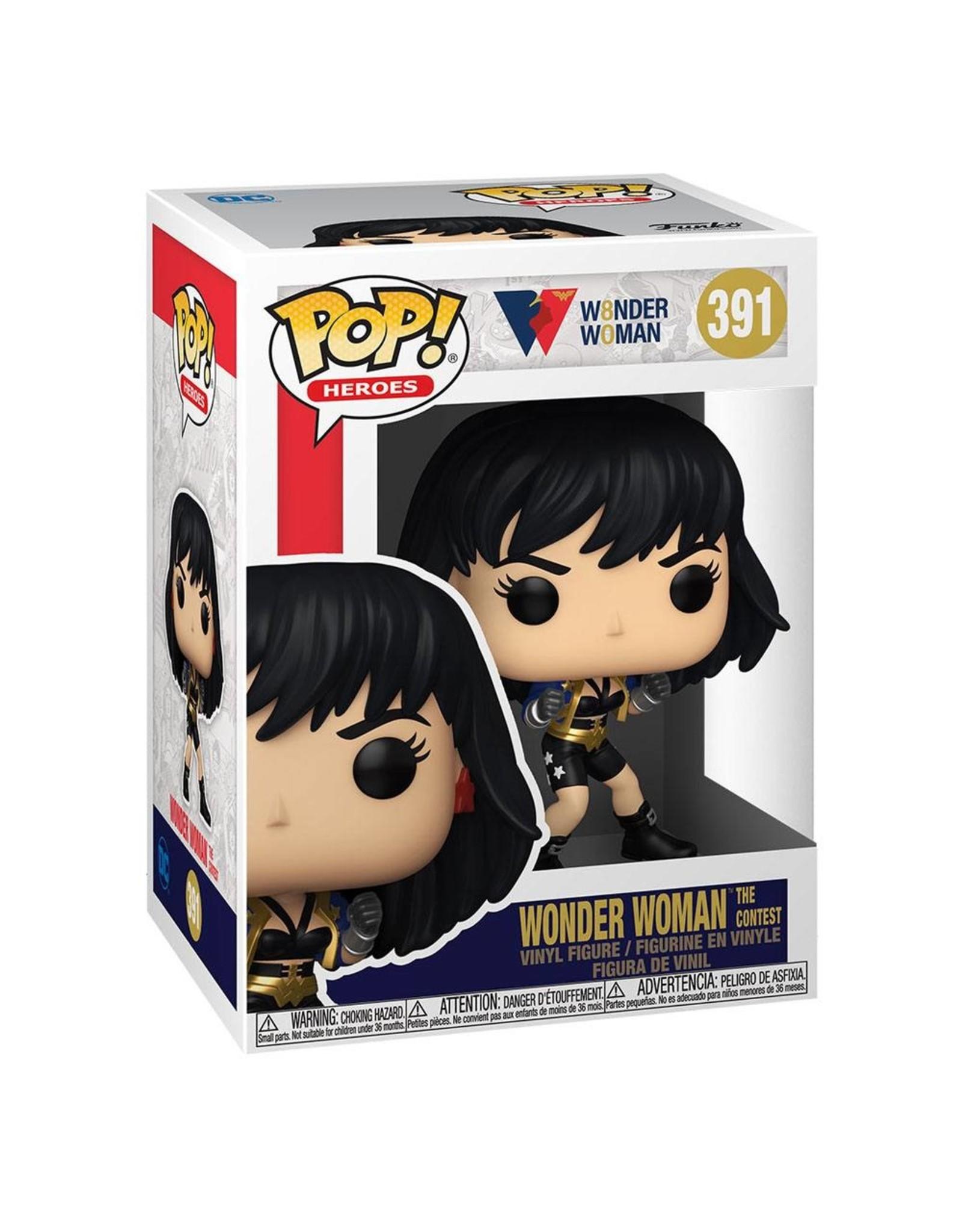 FUNKO! Heroes - WW 80th Wonder Woman The Contest 9cm