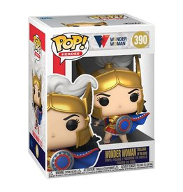 FUNKO! Heroes - WW 80th Wonder Woman Challenge of the Gods *PREORDER*