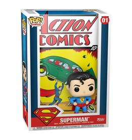 FUNKO! Comic Cover - Superman Action Comic *PREORDER*