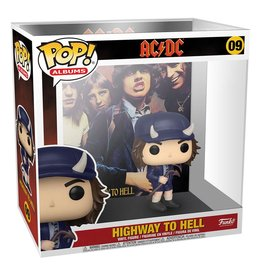 FUNKO! Albums - AC/DC Highway to hell