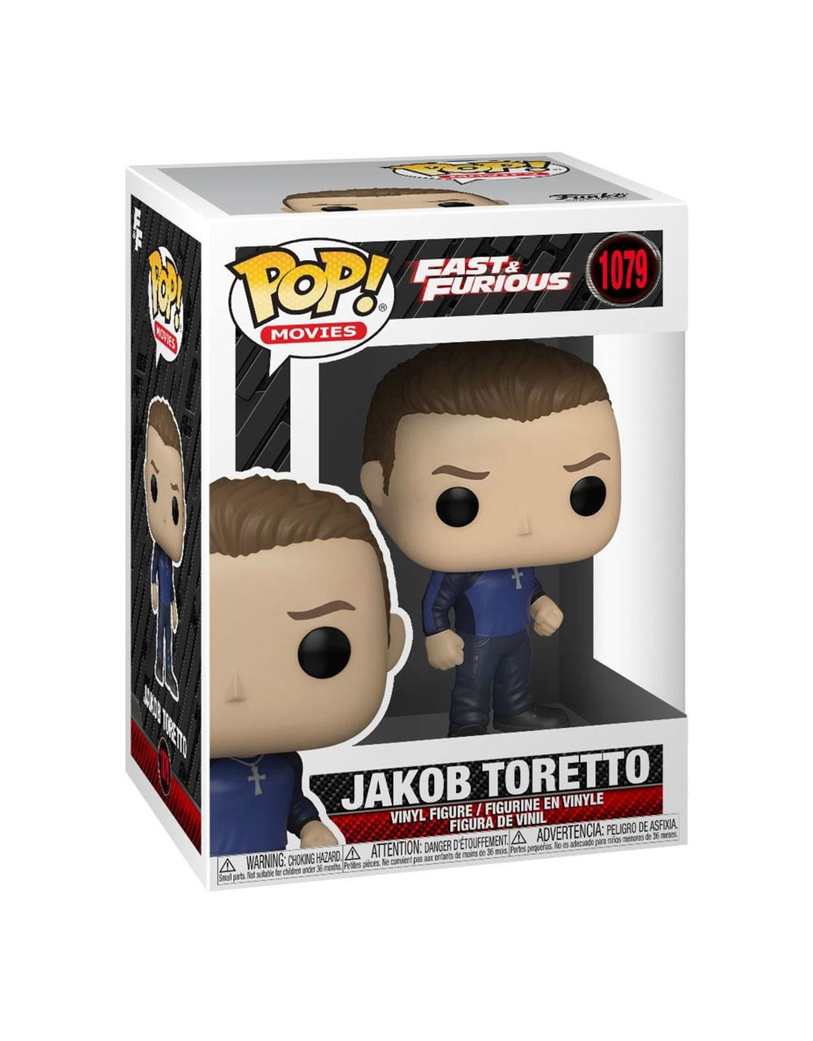 FUNKO! Movies - Fast & Furious 9 Jakob Toretto 9cm *PREORDER*