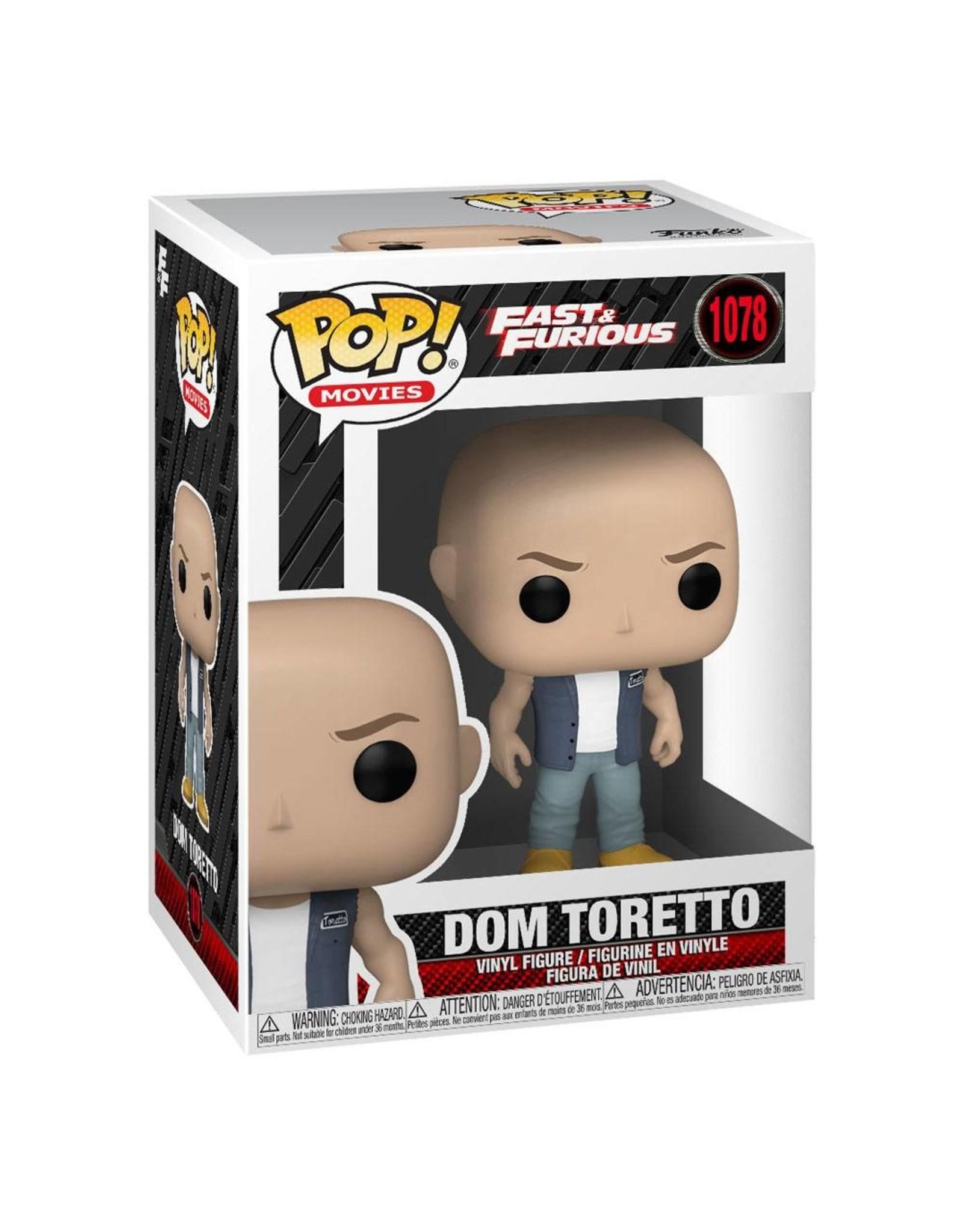 FUNKO! Movies - Fast & Furious 9 Dominic Toretto 9cm
