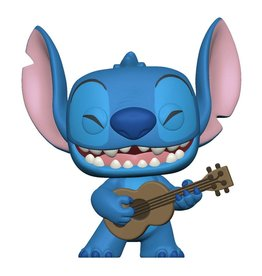 FUNKO! Disney - Lilo & Stitch Stitch w/ukelele