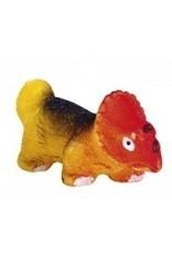 MOSES Dinosaurus in ei XXL 10 cm geel/zwart