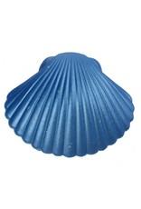 LG-IMPORTS Groei-schelp zeemeermin blauw