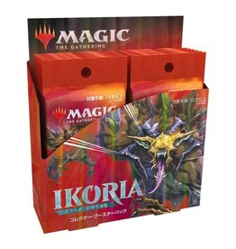 WIZARDS OF THE COAST Magic The Gathering - Ikoria - Japanese collector booster box (12)