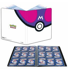 ULTRA PRO Pokemon Master ball 9-Pocket Portfolio