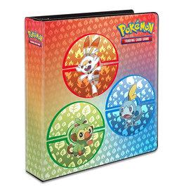 ULTRA PRO Pokemon Sword and Shield Galar Starters 2 Album