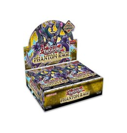 KONAMI Yu-Gi-Oh! Phantom Rage Booster box (24) * English Version*