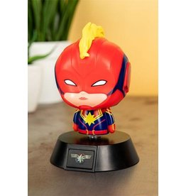 PALADONE Marvel 3D Icon Light Captain Marvel