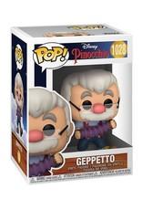 FUNKO! Disney - Pinocchio 80th Anniversary Geppetto with accordion 9cm #1028