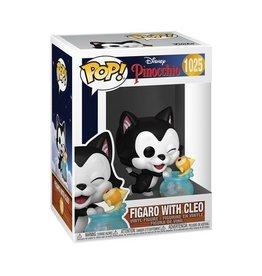 FUNKO! Disney - Pinocchio 80th Anniversary Figaro kissing Cleo