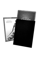 ULTIMATE GUARD Ultimate Guard Katana Sleeves Standard Size Black (100)