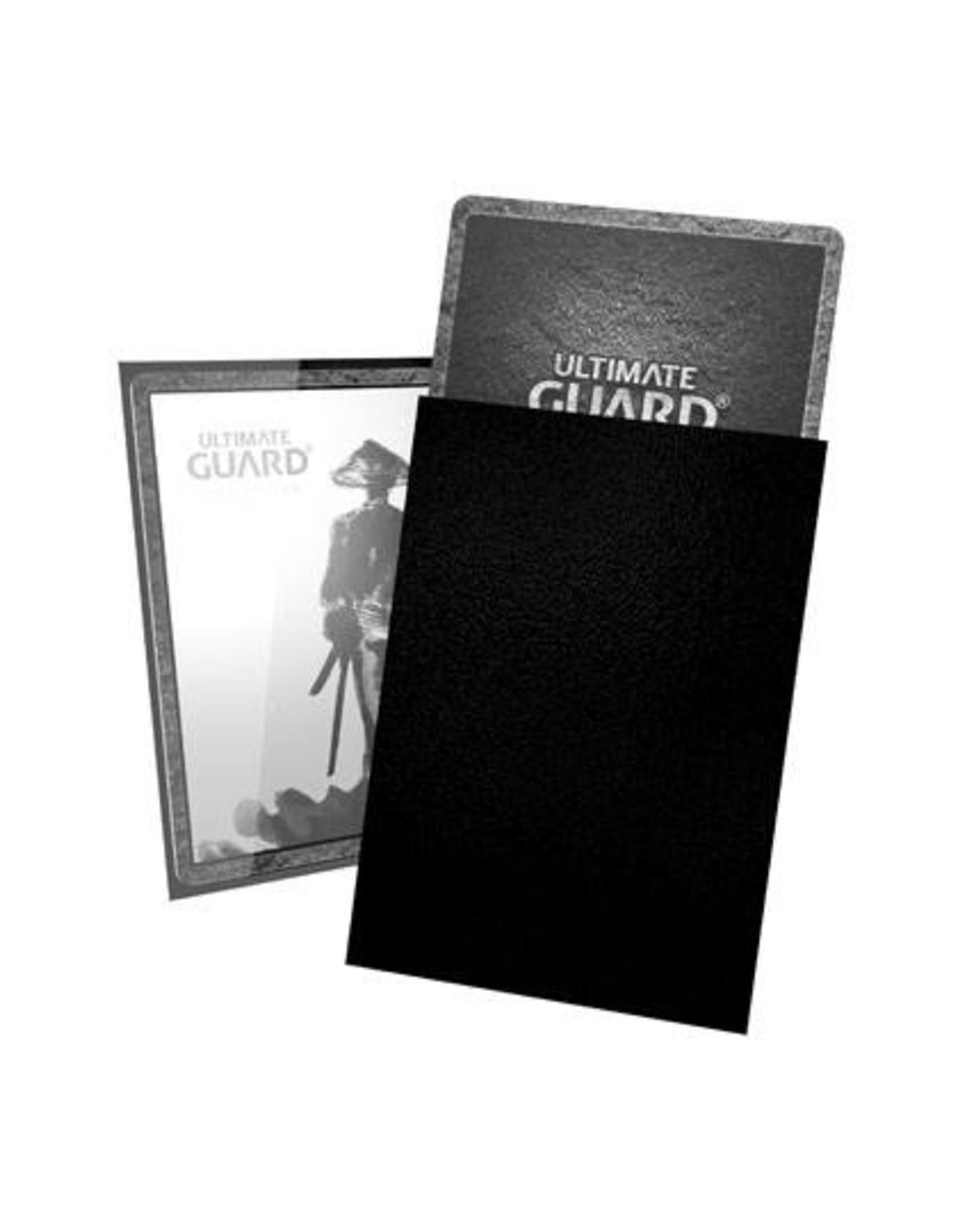 ULTIMATE GUARD Ultimate Guard Katana Sleeves Japanese Size Black (60)