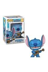 FUNKO! Disney - Lilo & Stitch Stitch w/ukelele 9cm