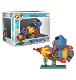 FUNKO! Disney - Lilo & Stitch Stitch in Rocket