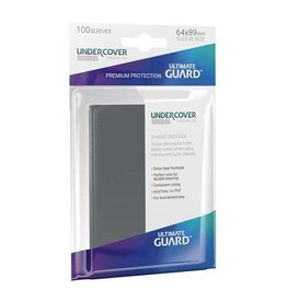 ULTIMATE GUARD Ultimate Guard Undercover Sleeves Standard Size (100)