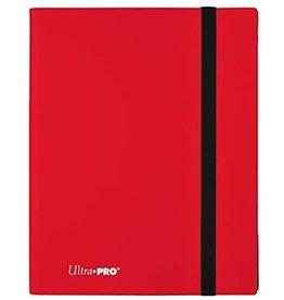 ULTRA PRO Ultra pro Eclipse Pro Binder 9-Pocket Apple Red