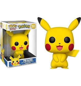 FUNKO! Games - Pokemon Pikachu - 10' super sized POP