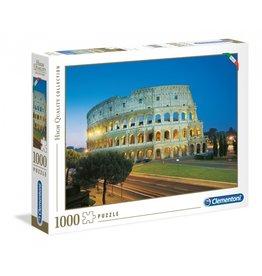 CLEMENTONI Clementoni legpuzzel HQ - Roma - Colosseo 1000 stukjes