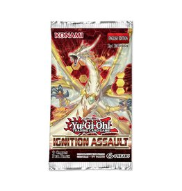 KONAMI Yu-Gi-Oh! Ignition Assault Booster Blister  *English Version*