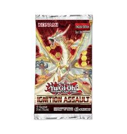 KONAMI Yu-Gi-Oh! Ignition Assault Booster Blister