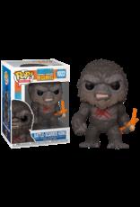 FUNKO! Movies - Godzilla Vs Kong - Battle scarred Kong