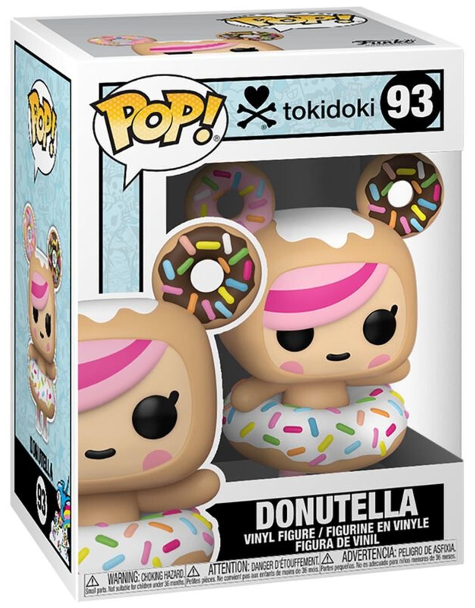 FUNKO! Tokidoki - Donutella 9cm